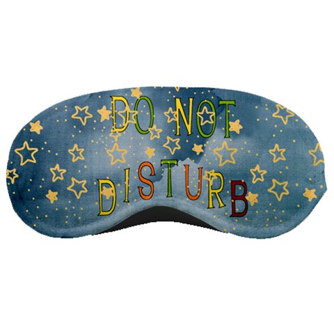 Do Not Disturb By K   Sleeping Mask   Wk7qjahmpl5b   Www Artscow Com Front