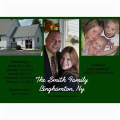 Prayer Cards By Barbie   5  X 7  Photo Cards   9yzw5ccy4ynf   Www Artscow Com 7 x5 Photo Card - 2