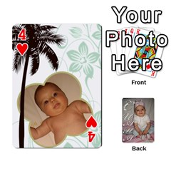 Card By Asya   Playing Cards 54 Designs   6tvz73t9dlff   Www Artscow Com Front - Heart4