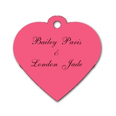 Jan s Dogtag By Christy Fralin   Dog Tag Heart (two Sides)   Snrmo1kleeu0   Www Artscow Com Back