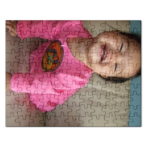 Vivian Puzzle By Carrie   Jigsaw Puzzle (rectangular)   Hra1b5fum2u5   Www Artscow Com Front