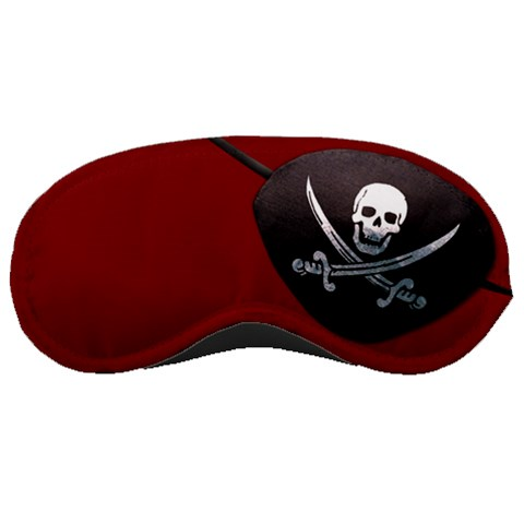 Pirate Sleepmask By Printsect   Sleeping Mask   Tr5qkgwh1tjj   Www Artscow Com Front