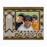 daddy gift - Small Glasses Cloth