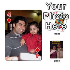 Popsfinal By Farid   Playing Cards 54 Designs   Lg10f1bwidx0   Www Artscow Com Front - Diamond4