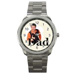 fathers day - Sport Metal Watch