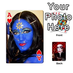 Ace Jesselynn s Birthday Cards! By Sheila O donnell   Playing Cards 54 Designs   3s4lag938njv   Www Artscow Com Front - HeartA