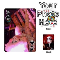 Jesselynn s Birthday Cards! By Sheila O donnell   Playing Cards 54 Designs   3s4lag938njv   Www Artscow Com Front - Club5