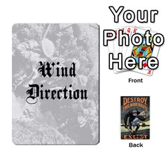 Mud And Blood Cards 2 By Victor Cina   Playing Cards 54 Designs   Q2iv987dt7ag   Www Artscow Com Front - Spade9