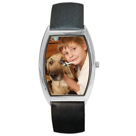 Got This For Ken For Father s Day By Cathi   Barrel Style Metal Watch   3hl6gvn4krd3   Www Artscow Com Front