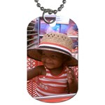 Lakelynn - Dog Tag (One Side)