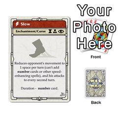Wiz War Ii Deck 1 By T C   Playing Cards 54 Designs   U3lgxsyn0t51   Www Artscow Com Front - Heart10