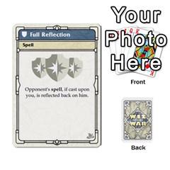 Wiz War Ii Deck 1 By T C   Playing Cards 54 Designs   U3lgxsyn0t51   Www Artscow Com Front - Club2