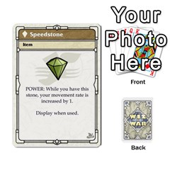 Ace Wiz War Ii Deck 1 By T C   Playing Cards 54 Designs   U3lgxsyn0t51   Www Artscow Com Front - ClubA