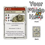 Wiz-War II Deck_3 - Playing Cards 54 Designs