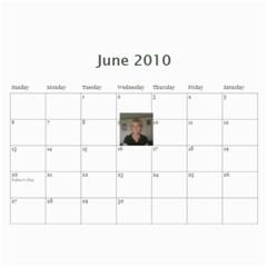 Audi s Calendar By Larrissa   Wall Calendar 11  X 8 5  (12 Months)   Lcuhjh9mfh7f   Www Artscow Com Jun 2010