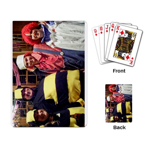 Cards By Mary   Playing Cards Single Design   Phyxptkkg1cn   Www Artscow Com Back