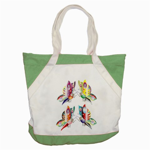 Bolso Masripos By Lydia   Accent Tote Bag   D27dx74frkxb   Www Artscow Com Front