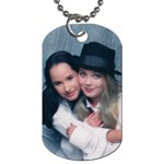 traci - Dog Tag (Two Sides)