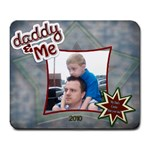 Dads mousepad - Large Mousepad