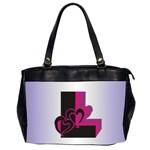 bolso l - Oversize Office Handbag (2 Sides)