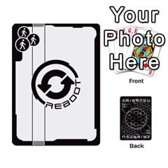 Ace Zaibatsu 1/2 By Javier Benítez   Playing Cards 54 Designs   X36jgneox7mn   Www Artscow Com Front - SpadeA