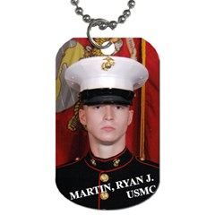 Ryan By Charlotte Martin   Dog Tag (two Sides)   P22jf1z1egho   Www Artscow Com Front