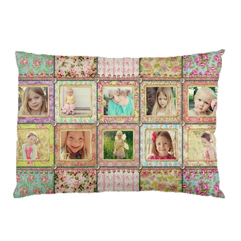 Pillow Case By Megan   Pillow Case   Vgbl8h77t5qb   Www Artscow Com 26.62 x18.9 Pillow Case