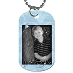 coledogtag - Dog Tag (One Side)