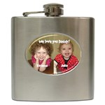 Flask - Hip Flask (6 oz)