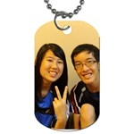 DT - Personal - Dog Tag (One Side)