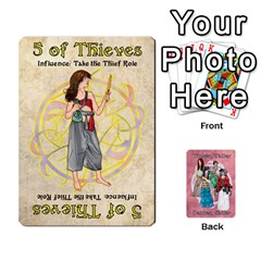 Ttss Final Pt 1 By Chaz   Playing Cards 54 Designs   V9v7yw3uk9im   Www Artscow Com Front - Heart7