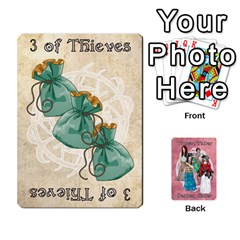 Ttss Final Pt 1 By Chaz   Playing Cards 54 Designs   V9v7yw3uk9im   Www Artscow Com Front - Heart9