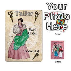 King Ttss Final Pt 1 By Chaz   Playing Cards 54 Designs   V9v7yw3uk9im   Www Artscow Com Front - HeartK
