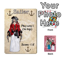 Jack Ttss Final Pt 1 By Chaz   Playing Cards 54 Designs   V9v7yw3uk9im   Www Artscow Com Front - ClubJ