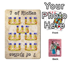 Queen Ttss Final Pt 2 By Chaz   Playing Cards 54 Designs   1zgbsdpfvts0   Www Artscow Com Front - SpadeQ