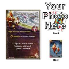 Battelore Cartas Lore  By Alex   Playing Cards 54 Designs   Jitzvpdkf4zm   Www Artscow Com Front - Diamond3