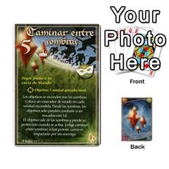 Battelore Cartas Lore  By Alex   Playing Cards 54 Designs   Jitzvpdkf4zm   Www Artscow Com Front - Spade6