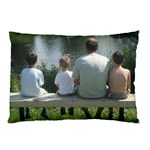 bench - Pillow Case