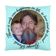 Pillow Cover By Mary Stewart   Standard Cushion Case (two Sides)   Fym1tcbd1ii3   Www Artscow Com Back
