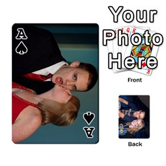 Ace Mallory s Cards By Mallory   Playing Cards 54 Designs   2prxd4cbrx2m   Www Artscow Com Front - SpadeA