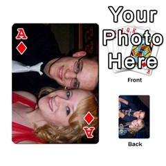 Ace Mallory s Cards By Mallory   Playing Cards 54 Designs   2prxd4cbrx2m   Www Artscow Com Front - DiamondA