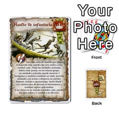 Battelore Cartas De Mando By Alex   Playing Cards 54 Designs   1wgypnk0hs6w   Www Artscow Com Front - Heart10