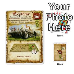 Jack Battelore Cartas De Mando By Alex   Playing Cards 54 Designs   1wgypnk0hs6w   Www Artscow Com Front - ClubJ