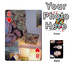 Dad s Playing Cards By Rtchasse   Playing Cards 54 Designs   R6nn2sxss6hu   Www Artscow Com Front - Heart8