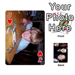 Jack Dad s Playing Cards By Rtchasse   Playing Cards 54 Designs   R6nn2sxss6hu   Www Artscow Com Front - HeartJ