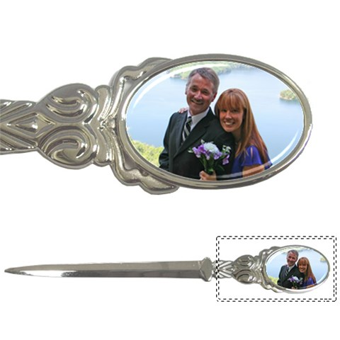 Our Mountaintop Wedding By Angela Horn   Letter Opener   6rbi8b9pvxwp   Www Artscow Com Front