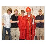 Cody Zehner confirmation puzzle  2 for 7.99 shipped !! - Jigsaw Puzzle (Rectangular)