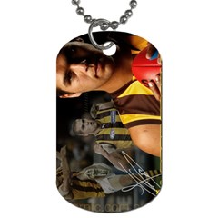 Buddy On The Tag By Matt   Dog Tag (two Sides)   Wsyy409ou12d   Www Artscow Com Back