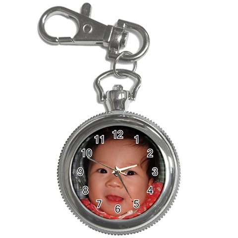 Keywatch By Rebecca   Key Chain Watch   1yc5073fr71f   Www Artscow Com Front