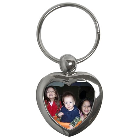 By Amy Romero   Key Chain (heart)   Fx79f6axff7l   Www Artscow Com Front